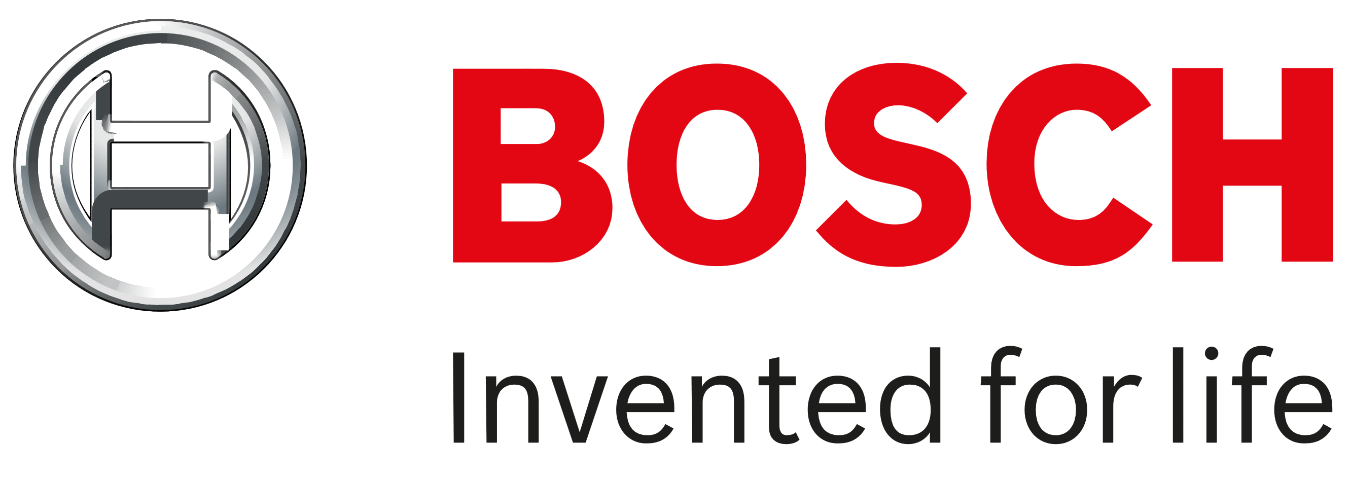 Logo Bosch - Invented for life